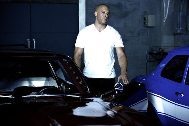 Fast and Furious 6 Set Photo #2