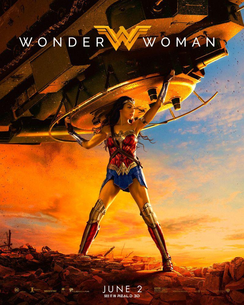 <strong><em>Wonder Woman</em></strong> photo 1