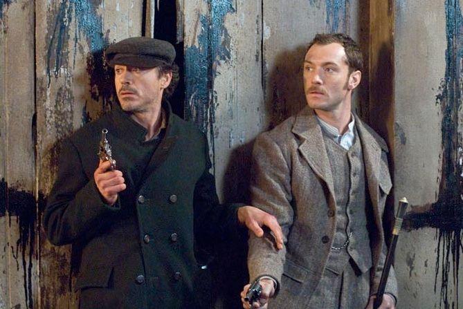 <strong><em>Sherlock Holmes</em></strong> Image #3