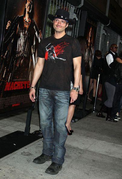 Robert Rodriguez at the <strong><em>Machete</em></strong> L.A. Premiere