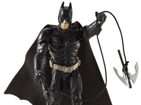 <strong><em>The Dark Knight Rises</em></strong> Gotham City Toys #2