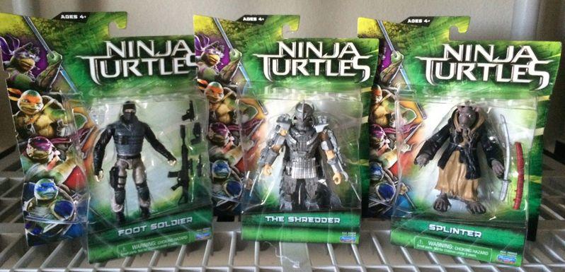 <strong><em>Teenage Mutant Ninja Turtles</em></strong> photo 2
