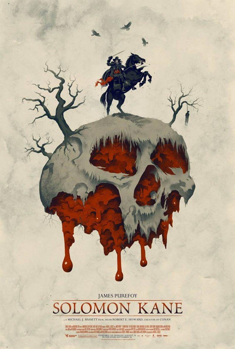 <strong><em>Solomon Kane</em></strong> Alternative Poster
