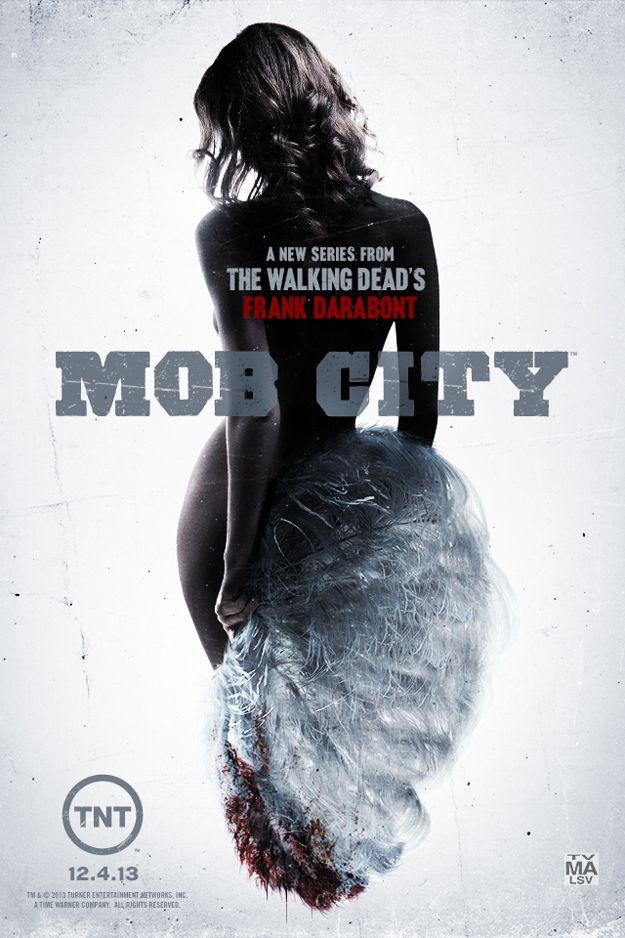 <strong><em>Mob City</em></strong> Promo Art 2