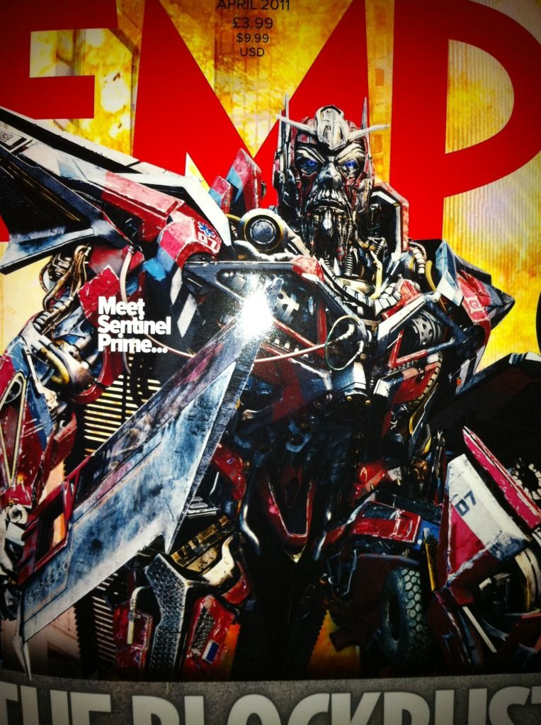 <strong><em>Transformers: Dark of the Moon</em></strong> Photo #1