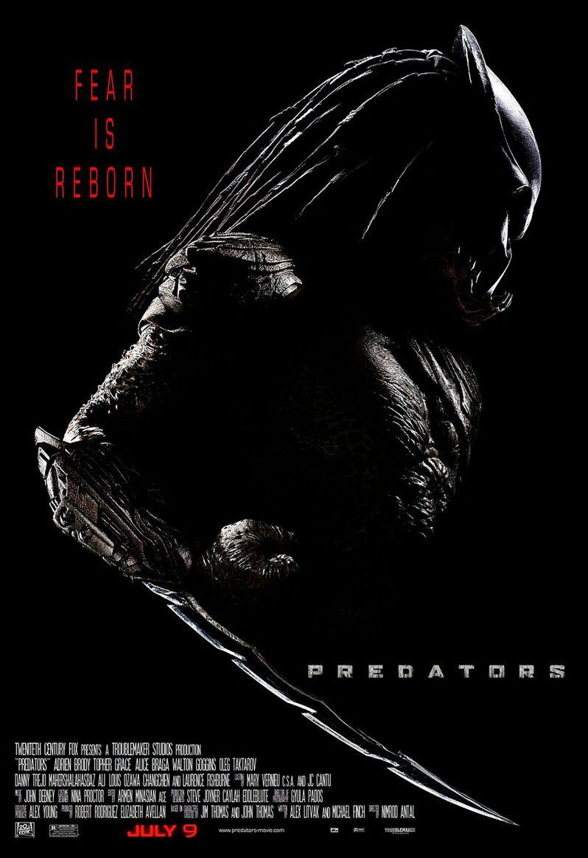 <strong><em>Predators</em></strong> Teaser Poster