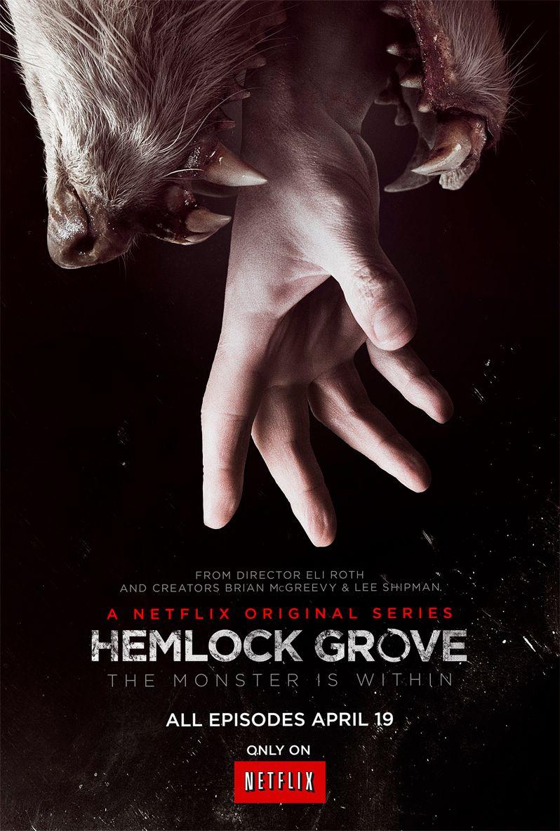 <strong><em>Hemlock Grove</em></strong> Promo Art