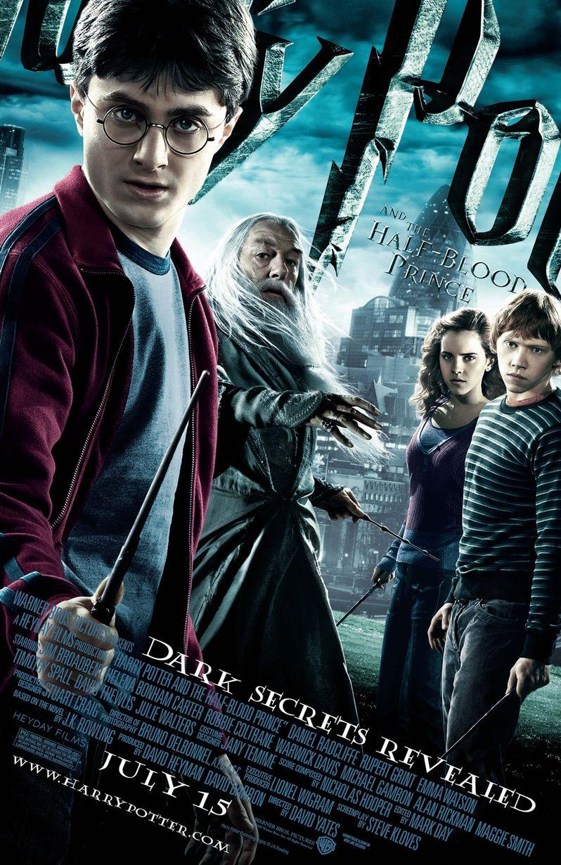 <strong><em>Harry Potter and the Half-Blood Prince</em></strong> Poster