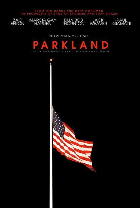 <strong><em>Parkland</em></strong> Poster