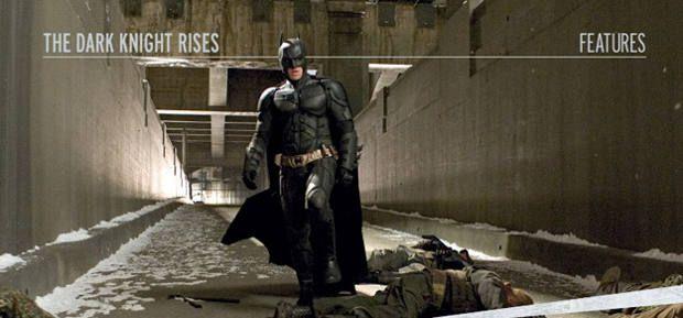 <strong><em>The Dark Knight Rises</em></strong> Empire Photo #1