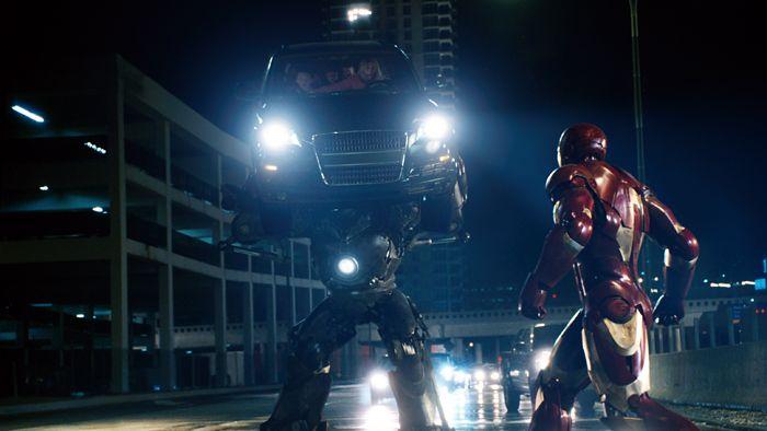 Iron Monger and <strong><em>Iron Man</em></strong>