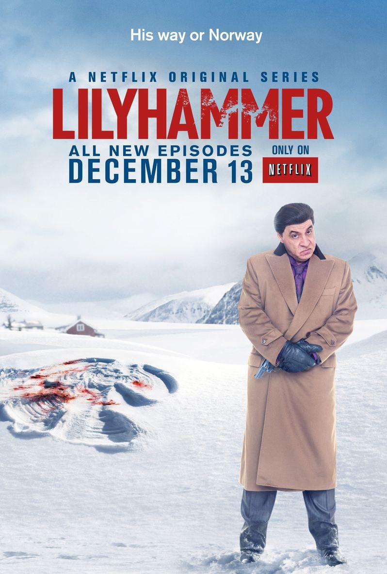 LillyHammer Season 2 Poster