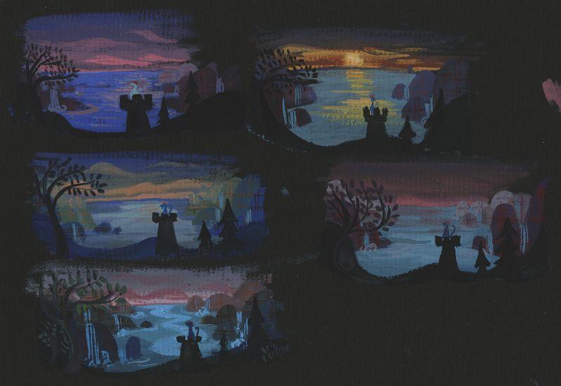 <strong><em>The Ballad of Nessie</em></strong> Concept Art Photo #2