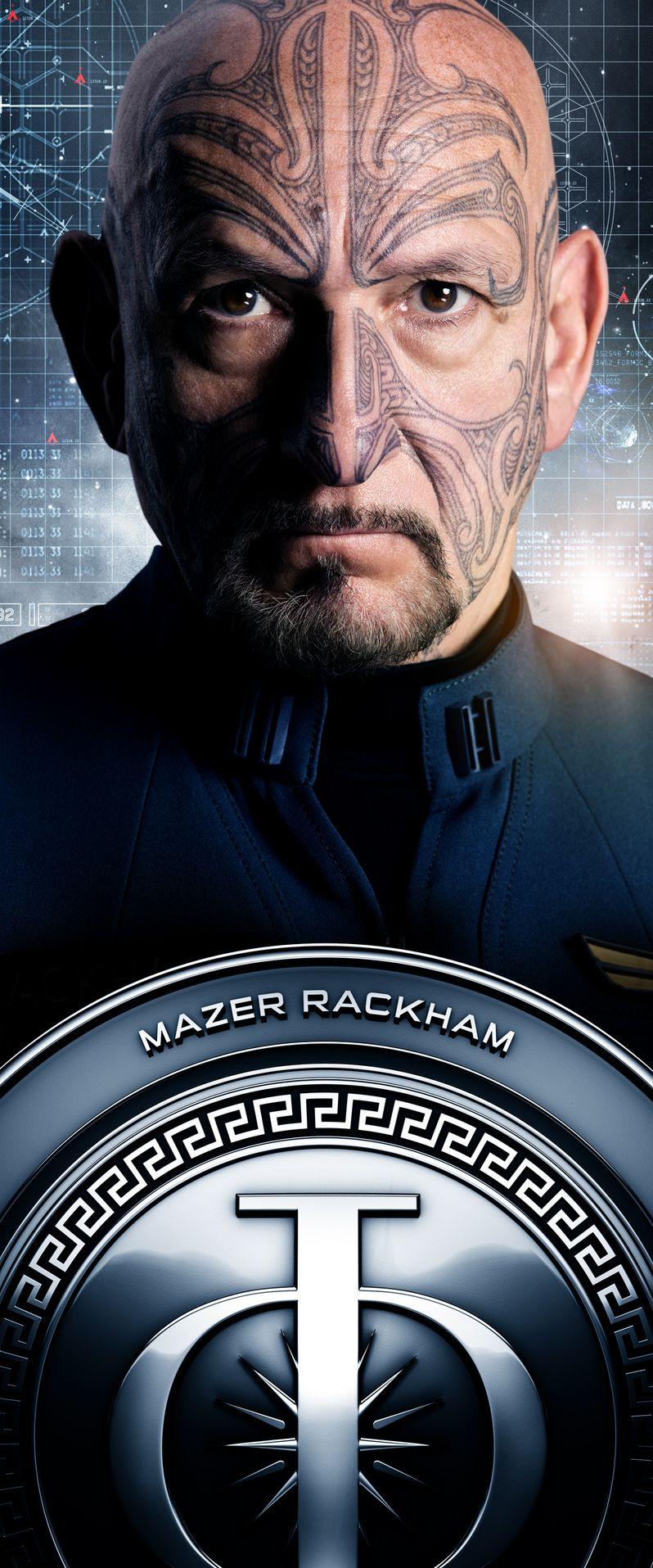 <strong><em>Ender's Game</em></strong> Ben Kingsley Character Poster