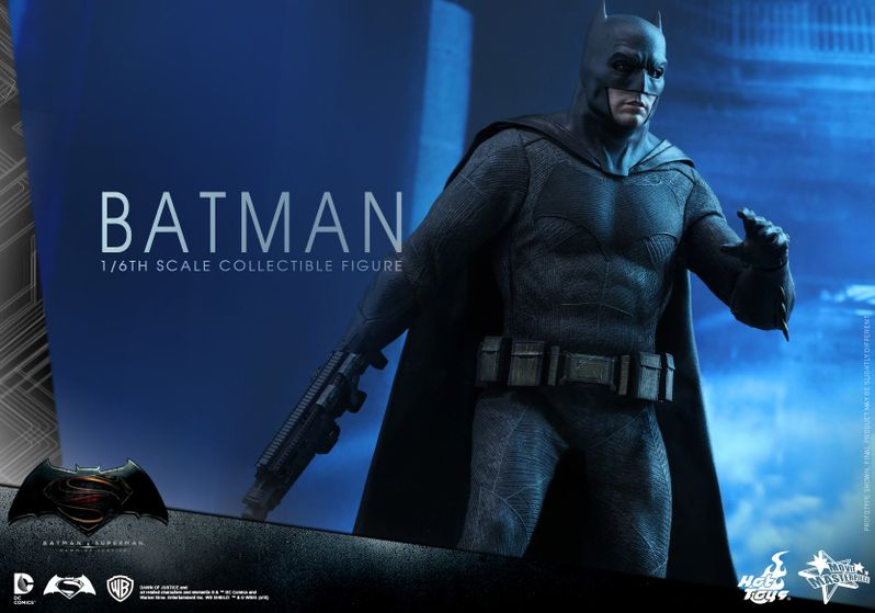 <strong><em>Batman v Superman: Dawn of Justice</em></strong> Hot Toys Photo 18
