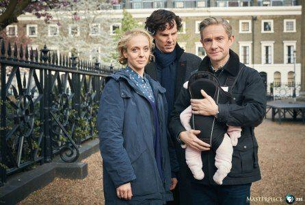 <strong><em>Sherlock</em></strong> - Season 4 photo 2