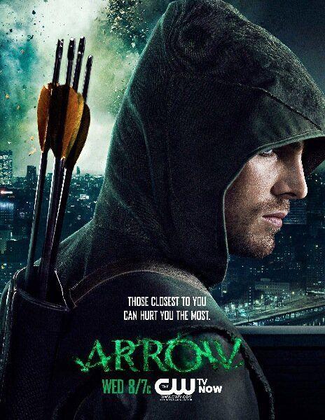 <strong><em>Arrow</em></strong> Sweeps Promo Art 1
