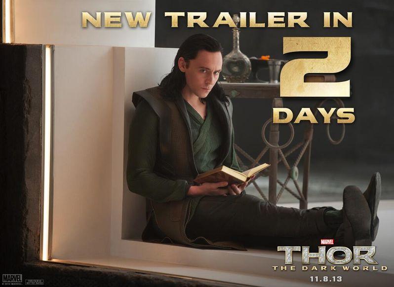 <strong><em>Thor: The Dark World</em></strong> Tom Hiddleston Photo