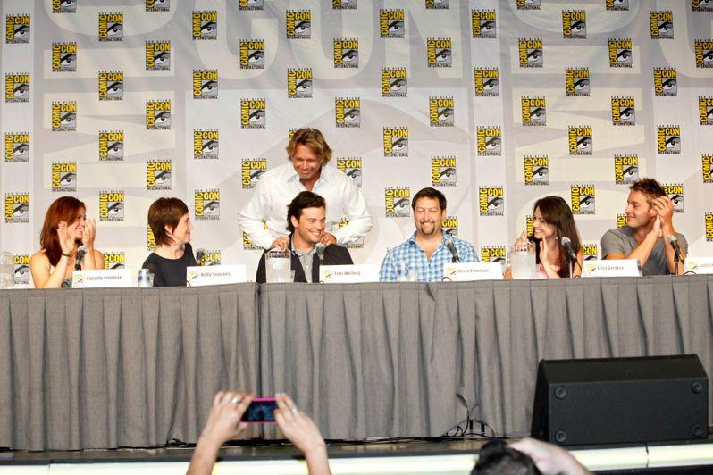 <strong><em>Smallville</em></strong> @ Comic-Con 2010 photo 2