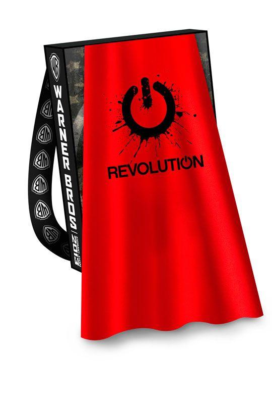 Revolution Comic-Con 2013 Bag Photo 2