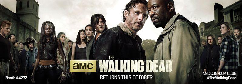 Walking Dead Season 6 Banner 1