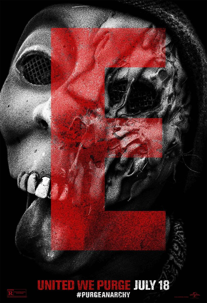 The Purge Anarchy Poster #6