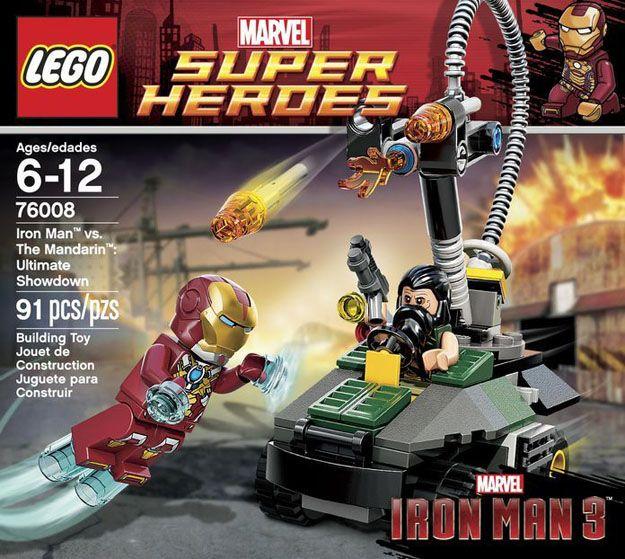 <strong><em>Iron Man 3</em></strong> LEGO Set #5