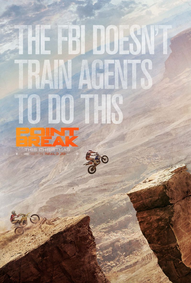 <strong><em>Point Break</em></strong> Poster 4