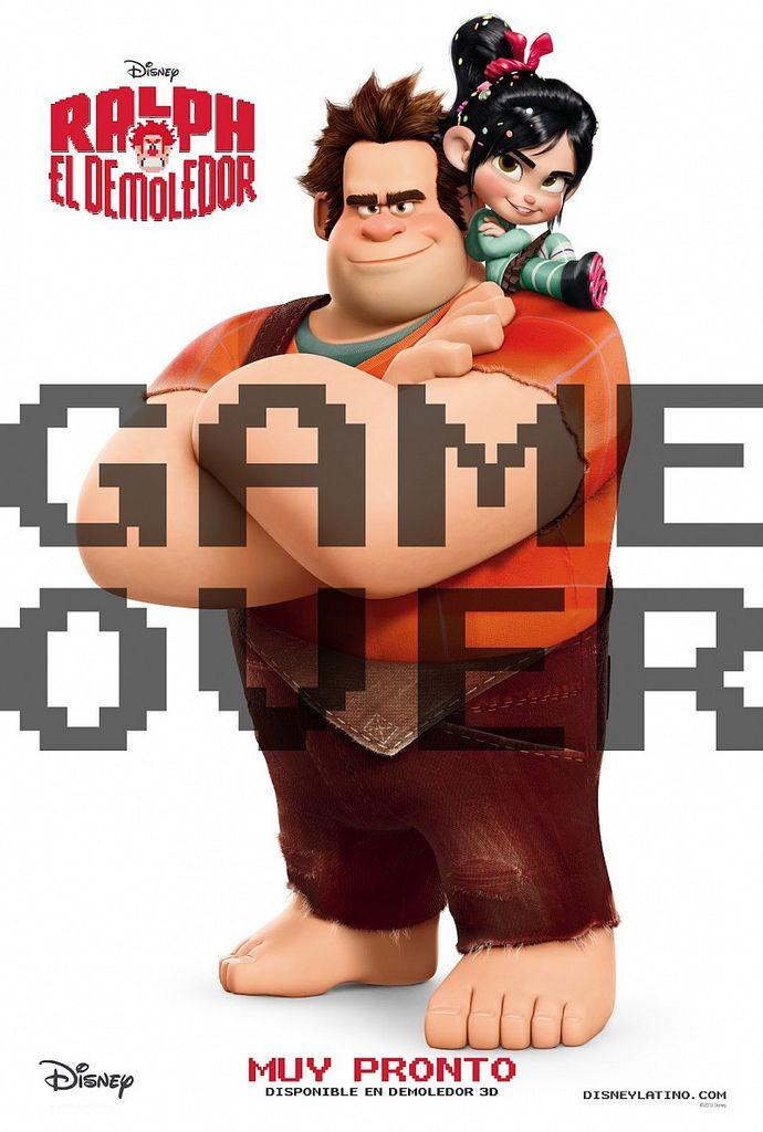 <strong><em>Wreck-It Ralph</em></strong> International Character Poster #1