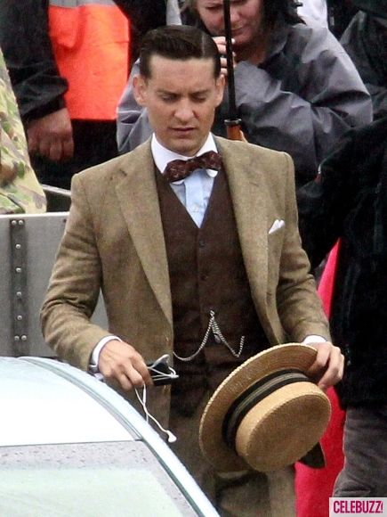 <strong><em>The Great Gatsby</em></strong> Tobey Maguire Photo #2