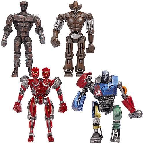 <strong><em>Real Steel</em></strong> Action Figures #6