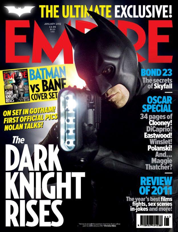 Batman Empire Cover