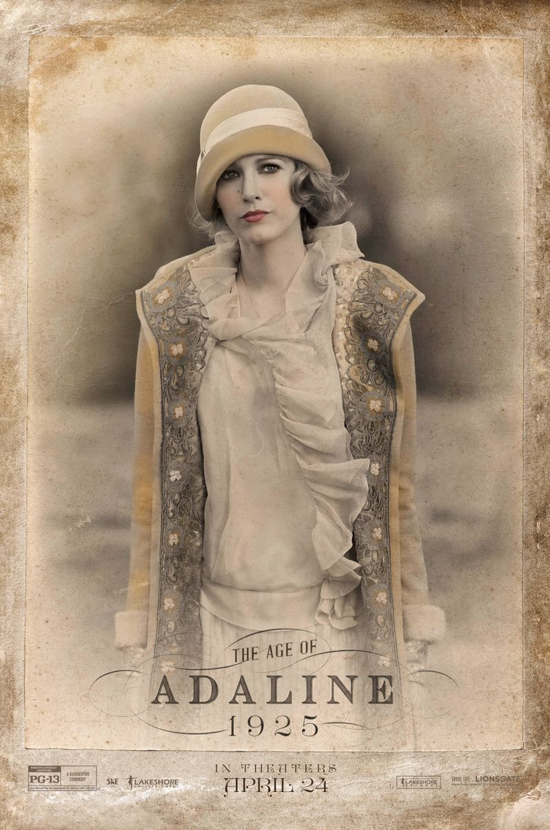 <strong><em>The Age of Adaline</em></strong> 1925 Poster