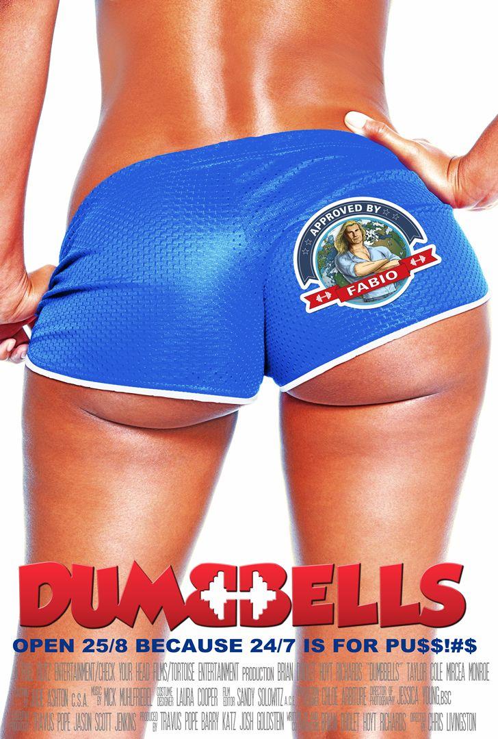 <strong><em>Dumbbells</em></strong> Poster