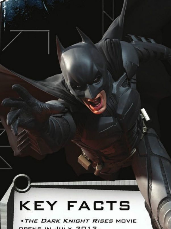 <strong><em>The Dark Knight Rises</em></strong> Lunch Box #1