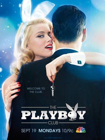 <strong><em>The Playboy Club</em></strong> Season 1 Poster