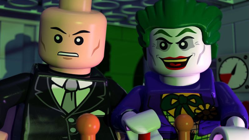 <strong><em>LEGO Batman: The Movie - DC Superheroes Unite</em></strong> Photo 5