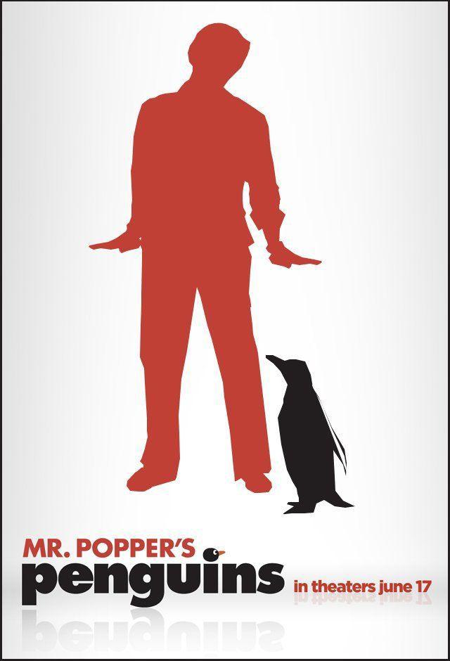 <strong><em>Mr. Popper's Penguins</em></strong> Poster #2