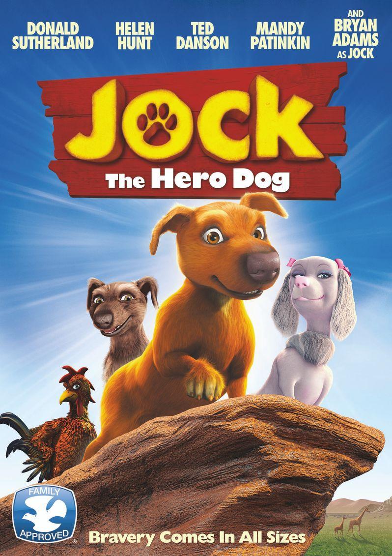 <strong><em>Jock the Hero Dog</em></strong> DVD Poster
