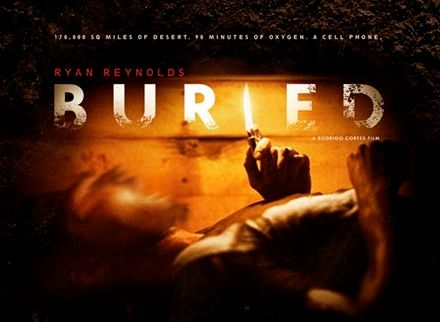Official <strong><em>Buried</em></strong> Poster