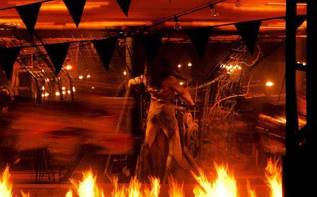 Silent Hill: Revelations 3D Amusement Park Set Photo #2