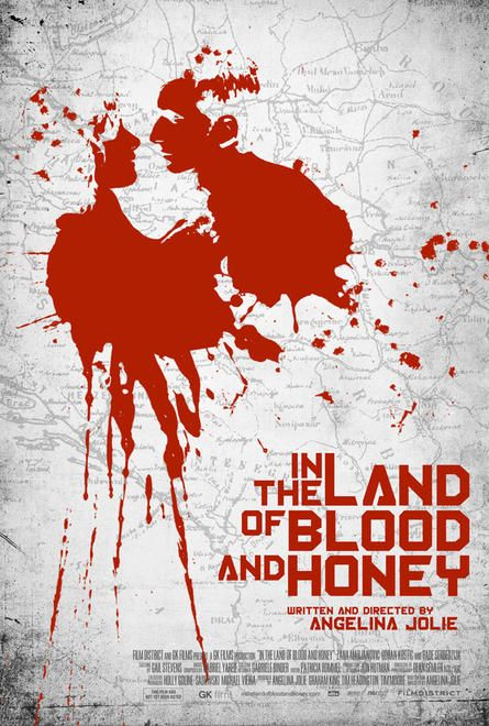 <strong><em>In the Land of Blood and Honey</em></strong> Poster