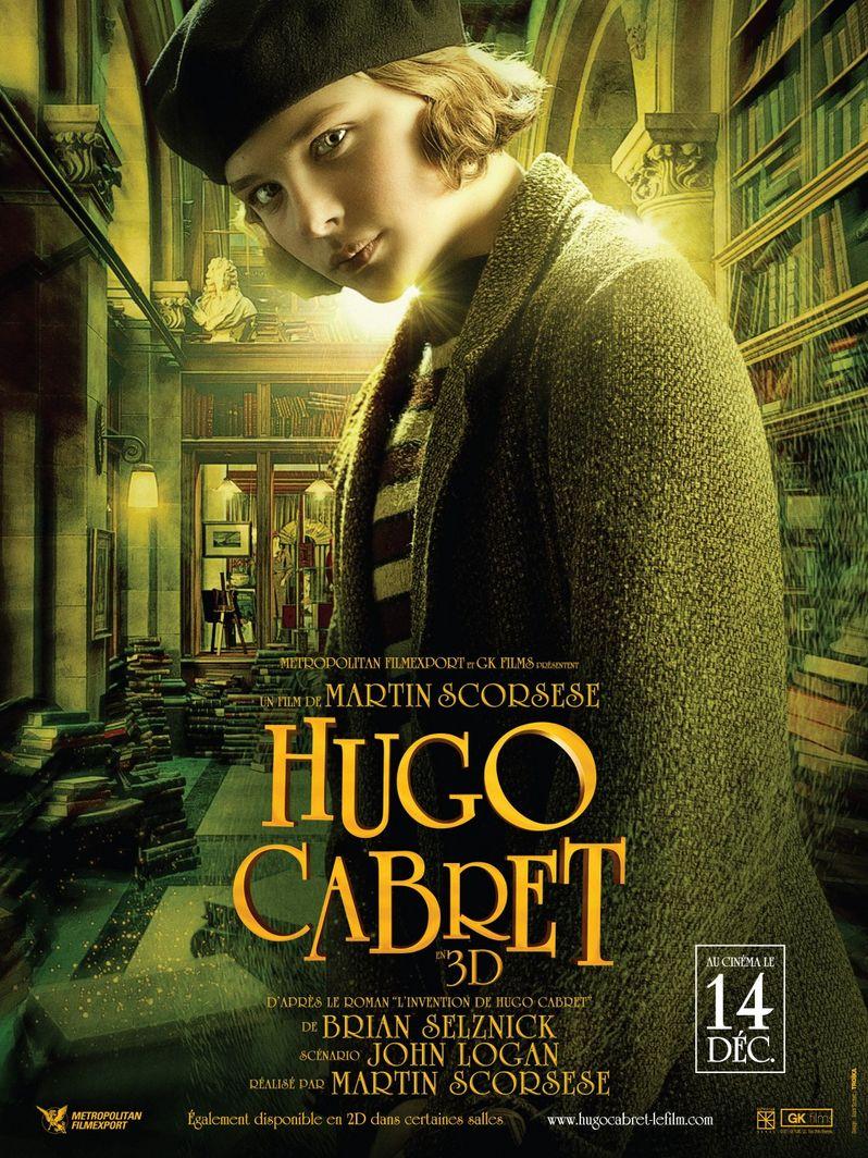 <strong><em>Hugo</em></strong> French Poster #2