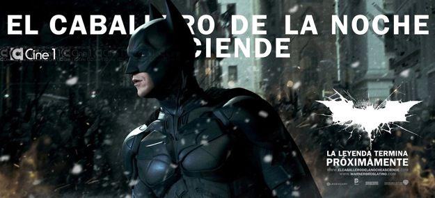 <strong><em>The Dark Knight Rises</em></strong> International Banner #2