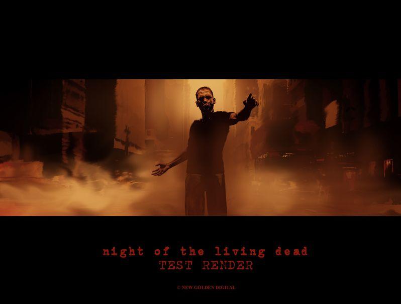 Zebediah de Soto Explains His Vision for {Night of the Living Dead: Origins