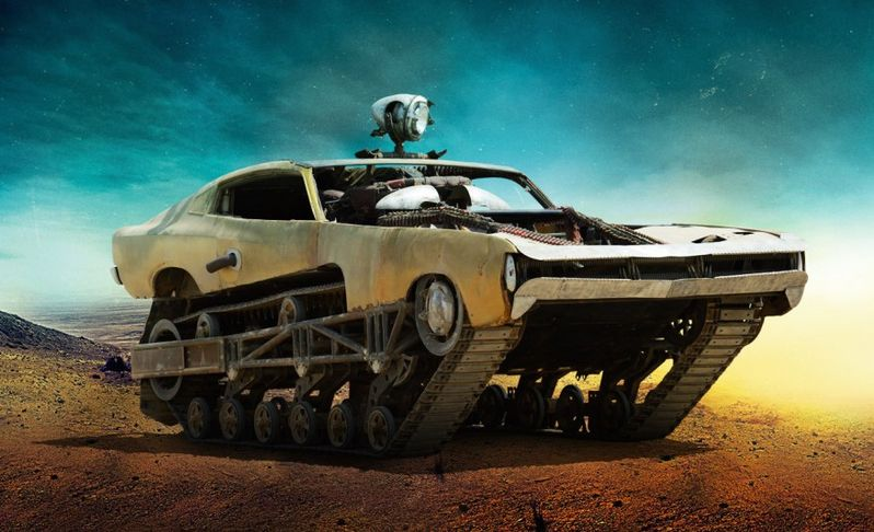 <strong><em>Mad Max: Fury Road</em></strong> Peacemaker Photo