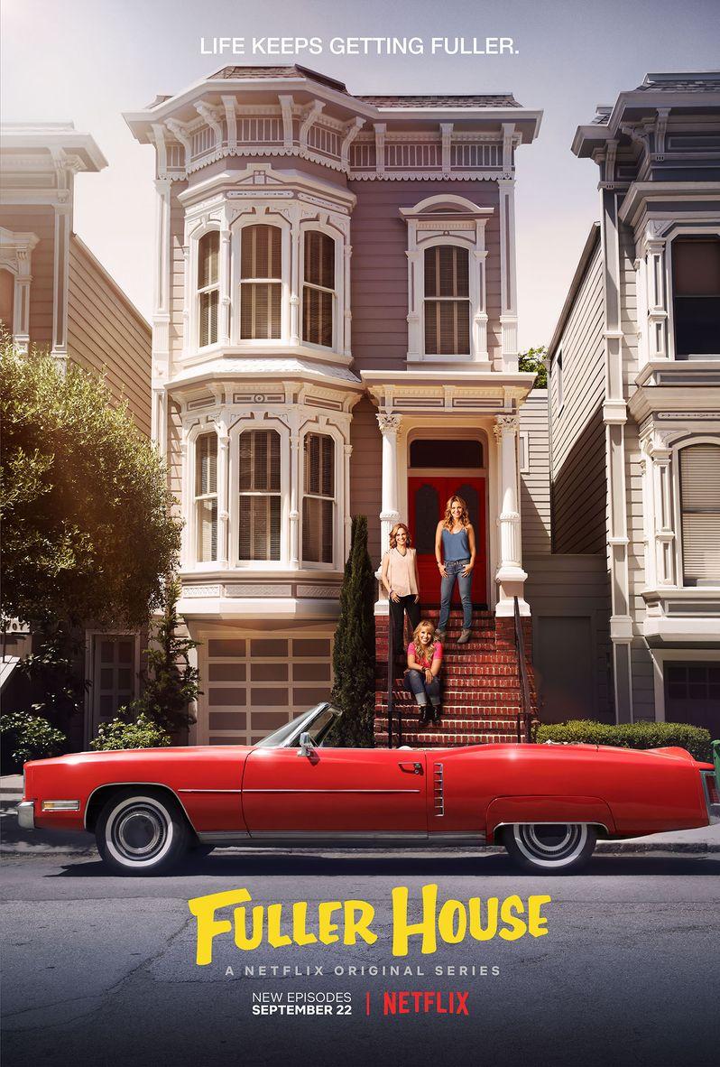 <strong><em>Fuller House</em></strong> Season 3 poster
