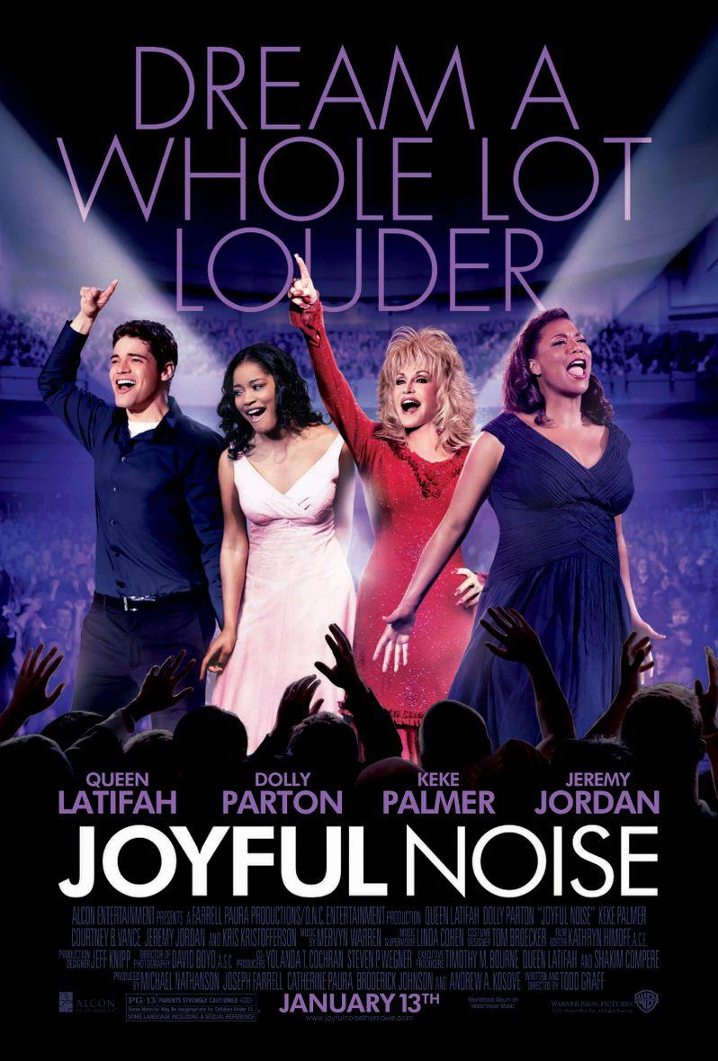 <strong><em>Joyful Noise</em></strong> Poster