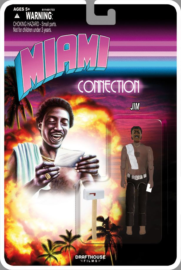 <strong><em>Miami Connection</em></strong> Action Figure Photo #2