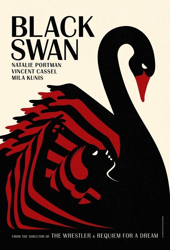 <strong><em>Black Swan</em></strong> International Poster #1